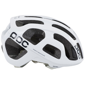 POC Octal casco per bici bianco